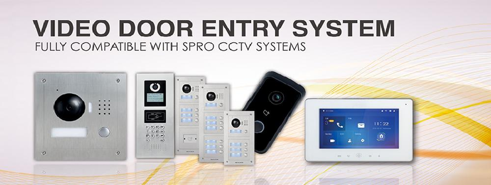 SPRO Video Door Entry Systems