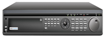 Alien Hybrid Digital Video Recorder Dual IP + Analogue Inputs with DVD Writer