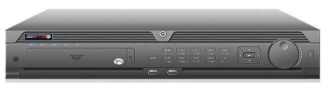 Alien MaxPIX DVR 16 Channel Hybrid Supports Analogue, HD-TVI & IP Cameras at Upto 1080p Resolution