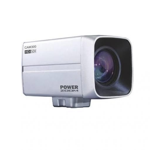 HD-SDI CAM300 Zoom Camera With 4.7 - 84.6mm Varifocal Lens & 18x Optical Zoom
