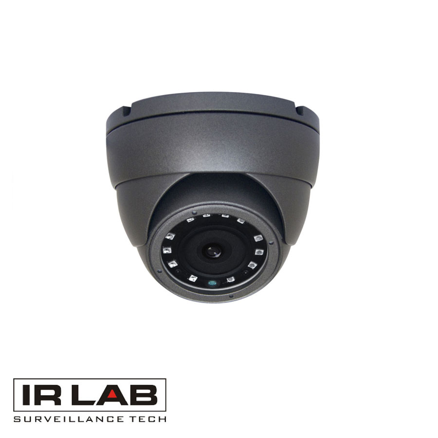 IRLAB 4 IN 1 1080P Mini IR Dome 3.6mm Lens