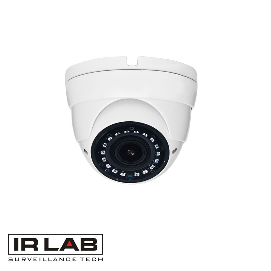 IRLAB 4 In 1 1080P Mini IR Dome 2.8mm Fixed Lens