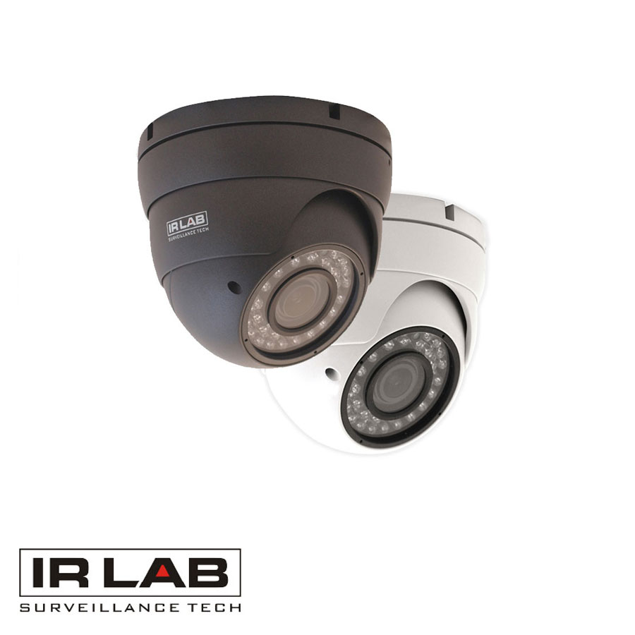IRLAB 4 In 1 1080P IR Dome 2.8-12mm Lens