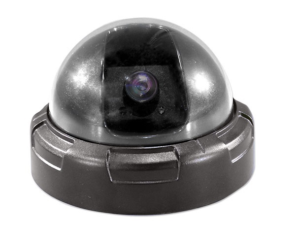 Decoy Mini Indoor Dome Camera Supplied In Black