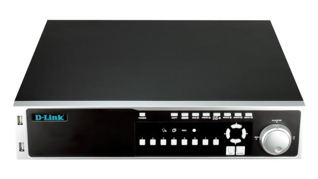D-Link DNR-2060-08P JustConnect Multifunctional Network Video Recorder