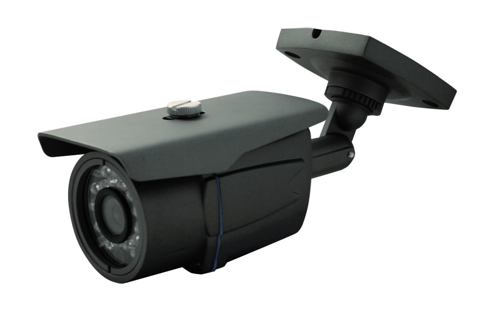IR All In One Security Analogue Camera 1000TVL Resolution