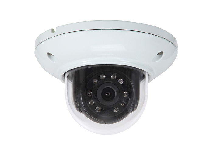 Genie AHD True/Day Night Mini IR Vandal Resistant Dome Camera