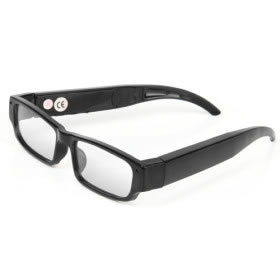 HD Spy Camera Glasses - Support Video & Audio Recording