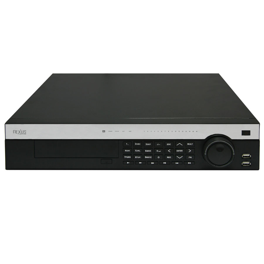 Nexus HD-IP 64 Channel NVR