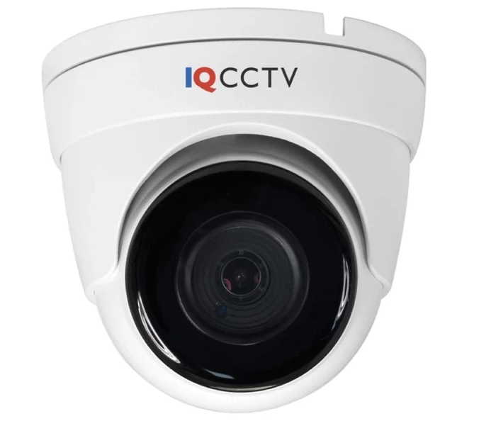 IQCCTV 2MP 4in1 Starlight Wide Angle Vandal Dome Camera