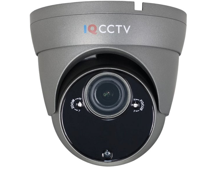 IQCCTV 2MP 4in1 Starlight Vandal Dome Camera