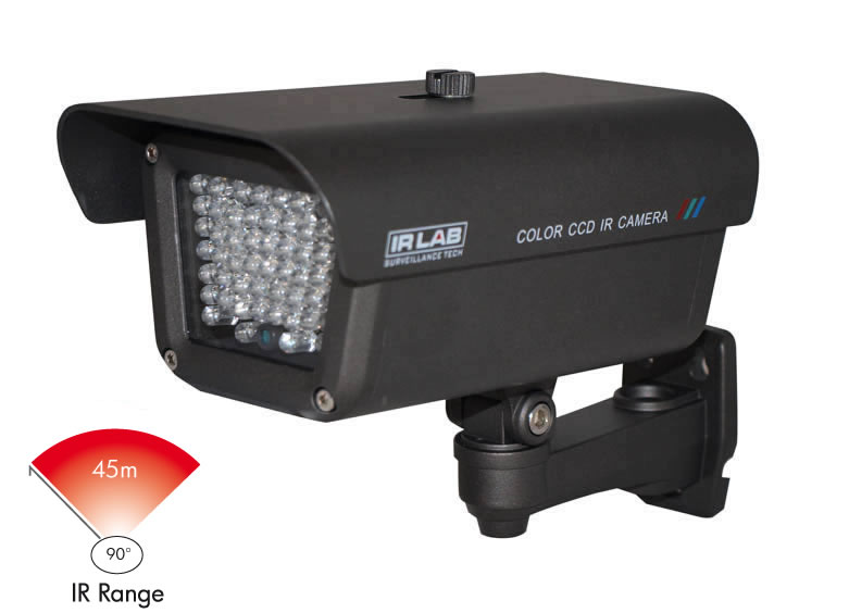 45m Flood LED Range Lamp Infrared 80XOknwP