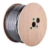 100m High Grade RG59 Co-ax Cable For Video