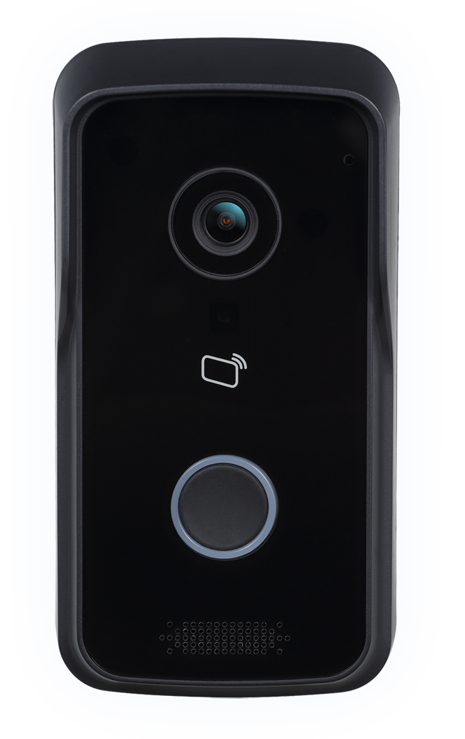 Spro 1mp Wifi Camera Door Entry Station Spro Video Door Entry