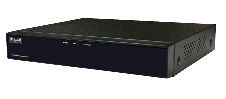 IRLAB HDCVI 5 IN 1 4 Channel DVR Supports HDCVI, TVI, AHD, Analogue & IP Cameras
